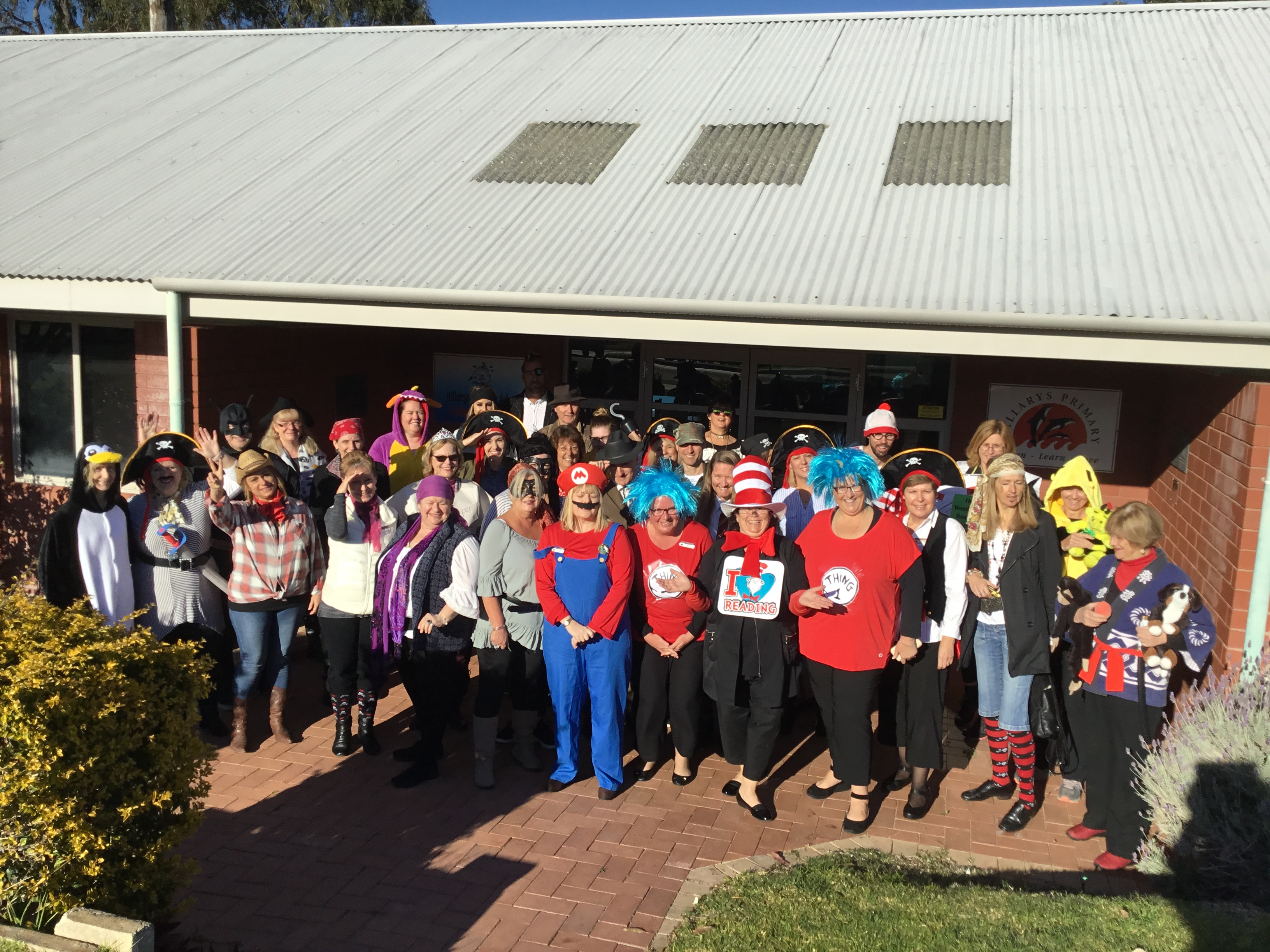 Book Week Dress Up 2018