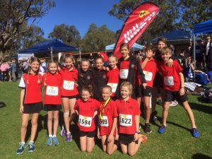 Whitfords District Interschool Cross Country Results
